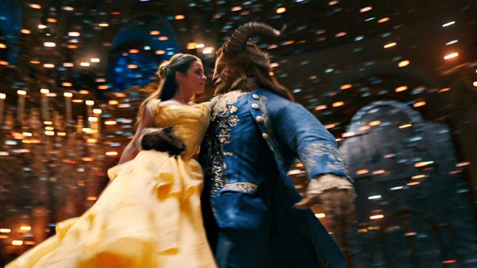 Beauty and the Beast. Image via IMDB