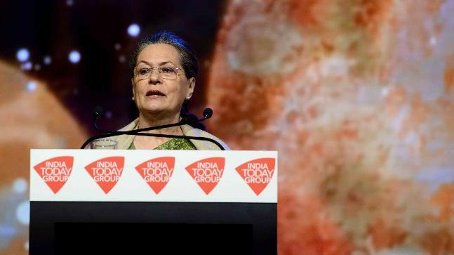 "Sonia Gandhi sounded confident about Congress or Congress-led coalition's return to power in the 2019 Lok Sabha elections. ""We are going to come back. We are not going to let them come back to power,"" Sonia Gandhi said."