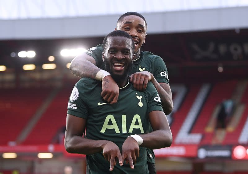 Premier League - Sheffield United v Tottenham Hotspur