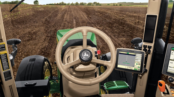 Deere's precision ag technolgy
