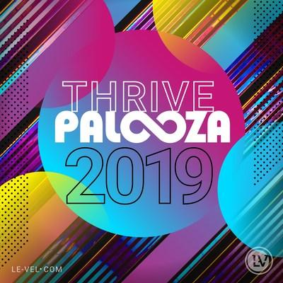 Le-Vel heads to Cowtown for annual THRIVEPALOOZA