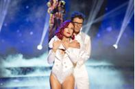 "<p>After all, the stress and rigor of live ballroom dancing is enough to serve up plenty of drama for the cameras. ""We don't pair people who aren't going to get on. It's too intense. It's not like <em>The Bachelor</em> or something, we couldn't do that,"" Wade told <a href=""https://www.eonline.com/news/691911/so-how-does-dancing-with-the-stars-actually-pair-its-celebrities-and-professional-dancers"" rel=""nofollow noopener"" target=""_blank"" data-ylk=""slk:E! News"" class=""link rapid-noclick-resp"">E! News</a>. ""You don't want to see two people who don't like each other.""</p>"