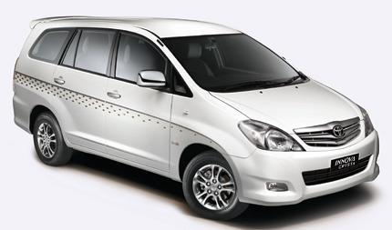 New Toyota Crysta(Limited Edition)
