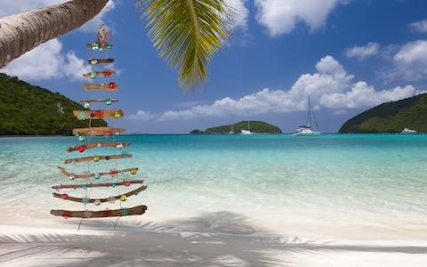 Christmas in the Caribbean - Credit: iStock