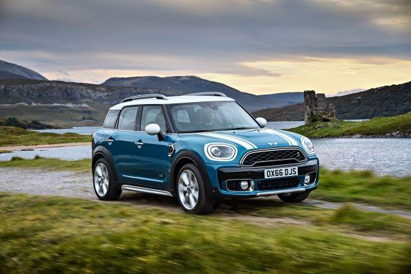 2017 Mini Cooper Countryman Preview