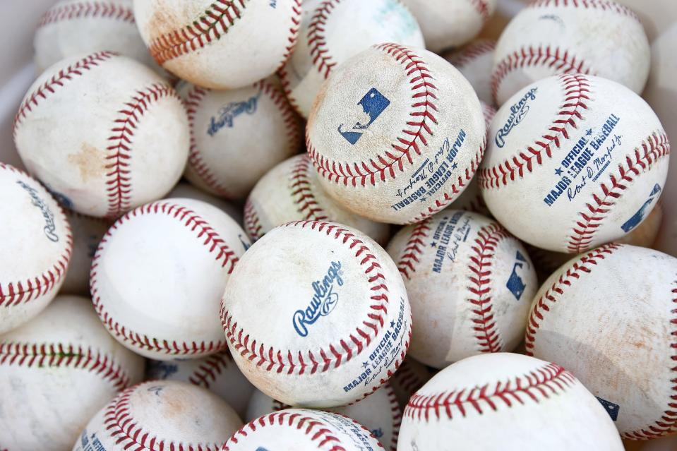 A wild week in minor league baseball now includes the first known two-pitch, three-out inning in professional baseball. (AP)