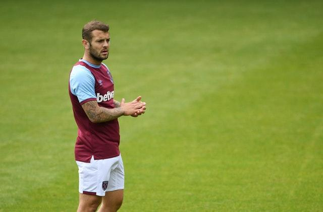 Jack Wilshere has left West Ham