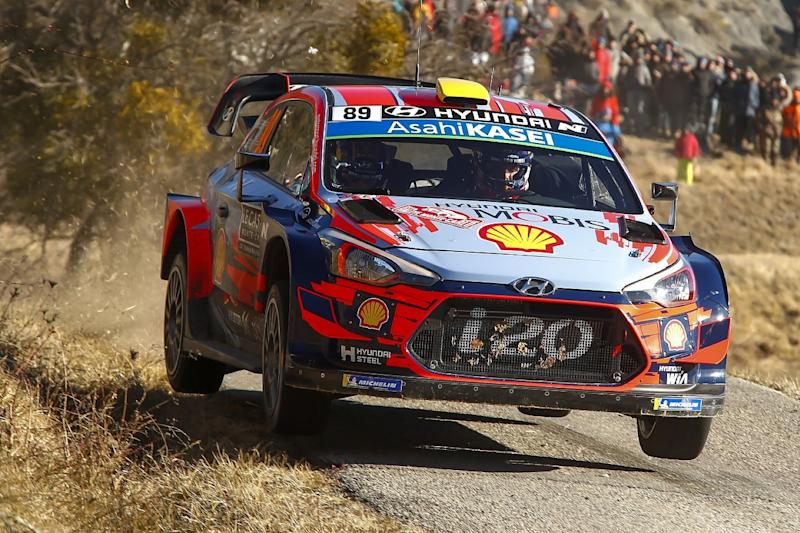 Hyundai drops Mikkelsen from Corsica line-up