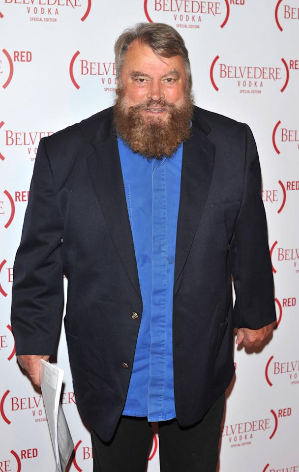 Brian Blessed Belvedere - RED Alternative Carol Service held at The 20th Century Theatre - Arrivals. London, England - 07.12.11 Mandatory Credit: Daniel Deme/WENN.com