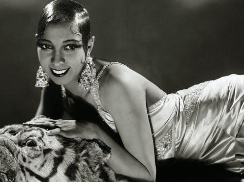 """<span class=""""attribution""""><a class=""""link rapid-noclick-resp"""" href=""""https://www.alamy.com/josephine-baker-circa-1936-file-reference-33371-427tha-image219062882.html?pv=1&stamp=2&imageid=91B5831B-376C-4A50-8944-C2424A0AF59A&p=729462&n=0&orientation=0&pn=1&searchtype=0&IsFromSearch=1"""" rel=""""nofollow noopener"""" target=""""_blank"""" data-ylk=""""slk:PictureLux / The Hollywood Archive / Alamy"""">PictureLux / The Hollywood Archive / Alamy</a></span>"""
