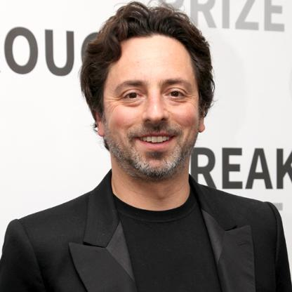 <p>Rank 10, Sergey Brin, Net Worth: $43.4 billion, Age: 44, Source: Google </p>