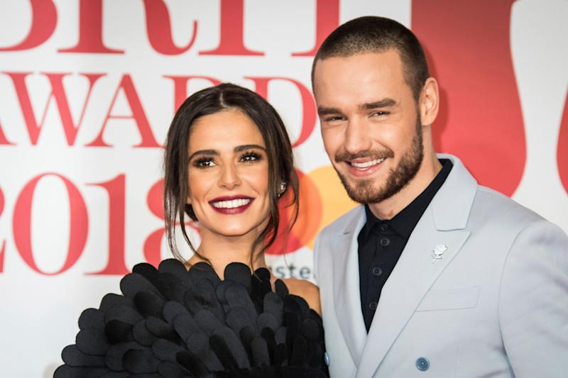 Cheryl and Liam Payne (Credit: Vianney Le Caer/Invision/AP)