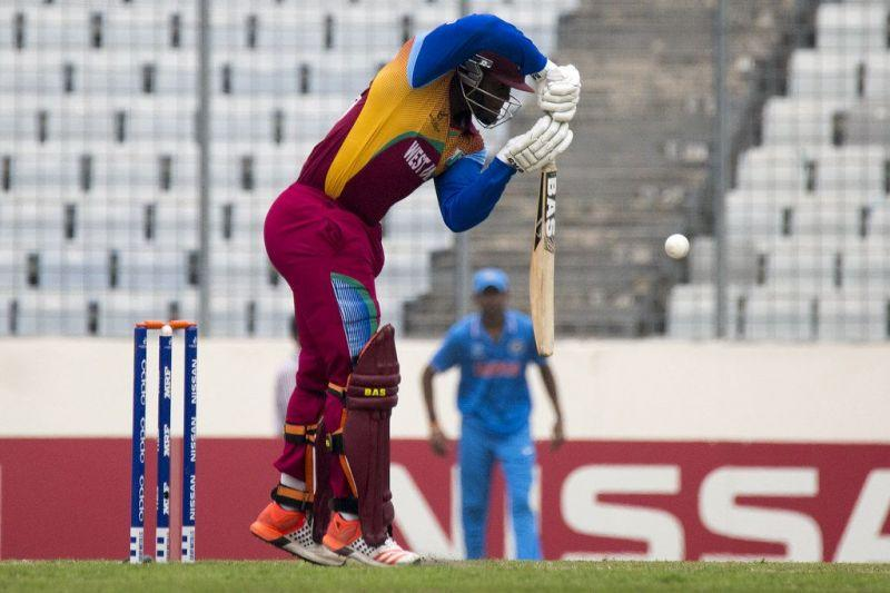 Gidron Pope was a part of the West Indies U-19 squad a couple of years back