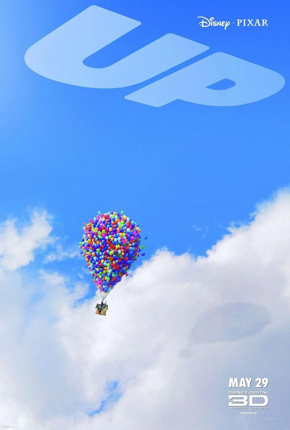 "<p>In signature Pixar form, audiences were weeping before the events really took off in <em>Up</em>. In the opening sequence of the movie, we're treated to an expedited journey through the storybook romance shared between Carl and Ellie. And though Ellie exits the storyline abruptly, her presence is felt throughout the heartwarming adventure—all the way to Paradise Falls, where she always wanted to go. <a class=""link rapid-noclick-resp"" href=""https://www.amazon.com/Up-Ed-Asner/dp/B005ZMTXMY?tag=syn-yahoo-20&ascsubtag=%5Bartid%7C10056.g.6498%5Bsrc%7Cyahoo-us"" rel=""nofollow noopener"" target=""_blank"" data-ylk=""slk:Watch Now"">Watch Now</a></p>"