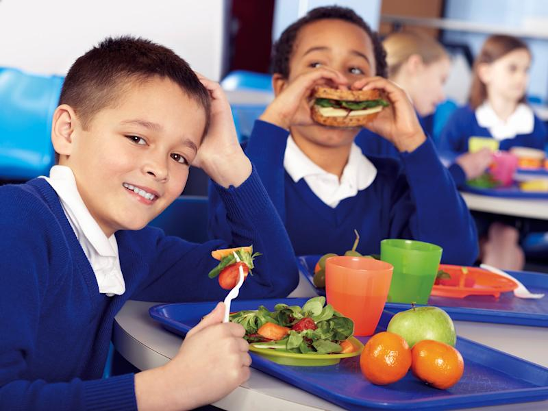 This Woman Is Making Cafeteria Food Much Healthier for Kids