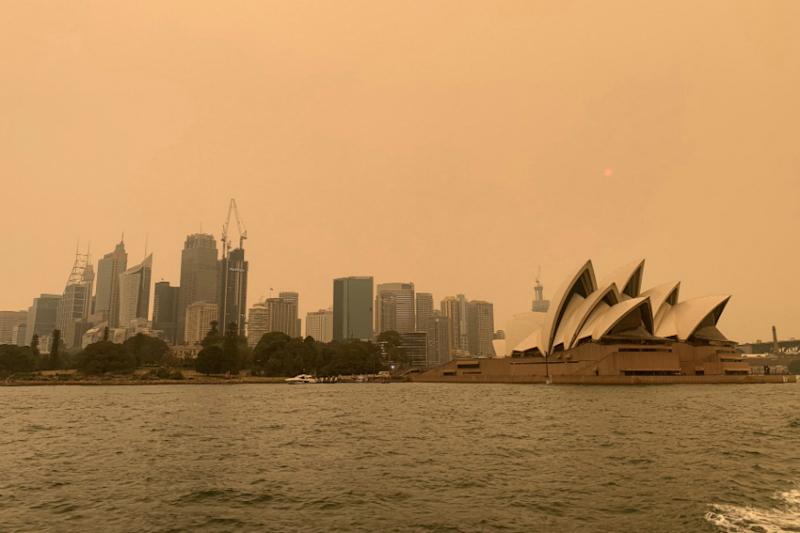 Australia's Bushfire Crisis Costs Tourism Industry $690 Million