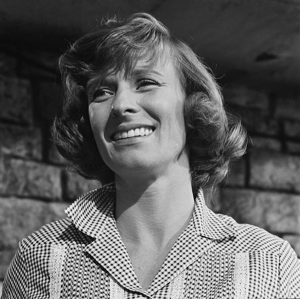 <p>Though she made several movies in her early years — including two with Paul Newman — TV was where Leachman found the most fame, appearing on series including <em>The Twilight Zone</em> (pictured) in the '50s and '60s.</p>