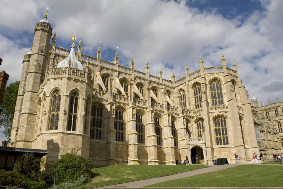The successful applicant will score a job at Windsor Castle. [Photo: Getty]