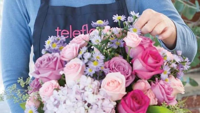 Connect with local florists.