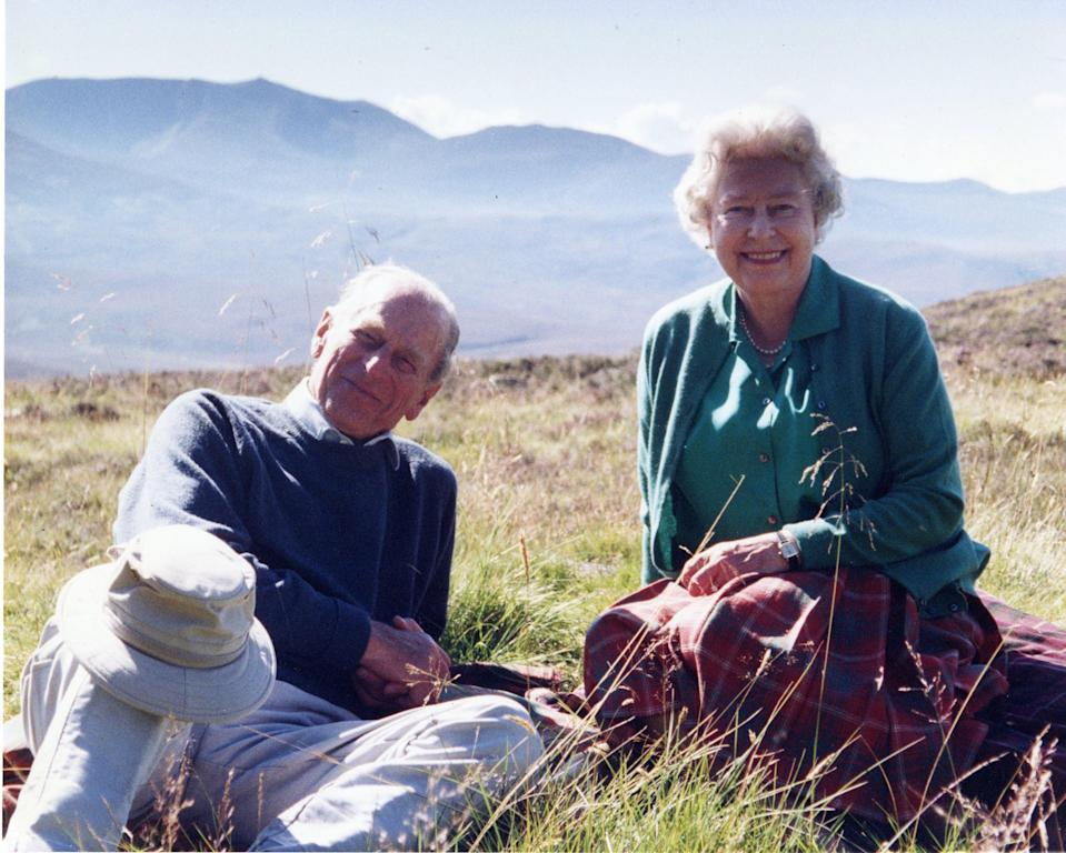 <p>Prince Philip and the Queen</p> (PA)