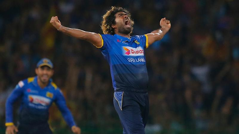Lasith Malinga Takes His First T20 Hat-Trick Against Bangladesh