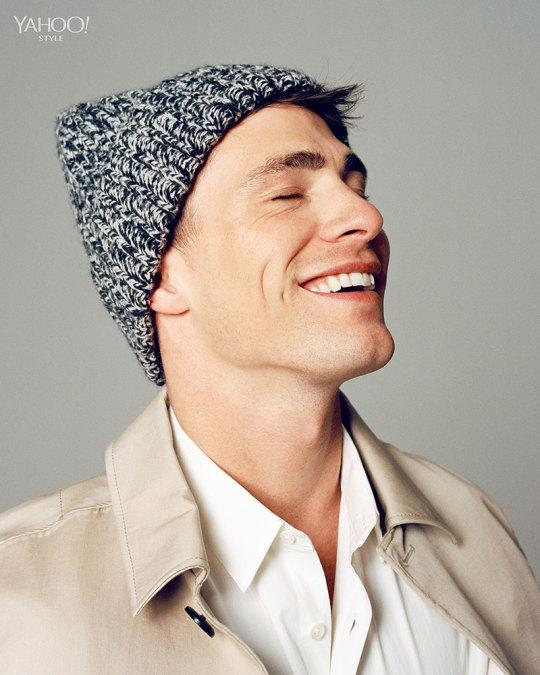 Colton Haynes on Abercrombie & Fitch, Arrow, and Spoofing Jennifer ...