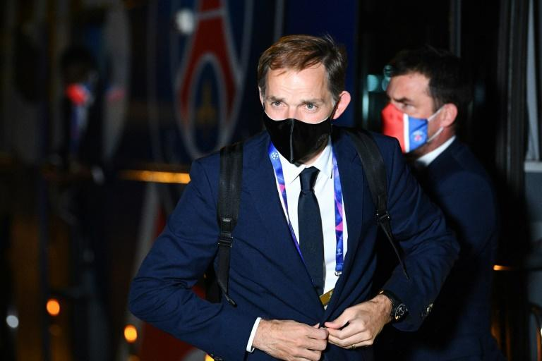 PSG coach Thomas Tuchel will hope his team can collect their first points of the Champions League group stage in Turkey