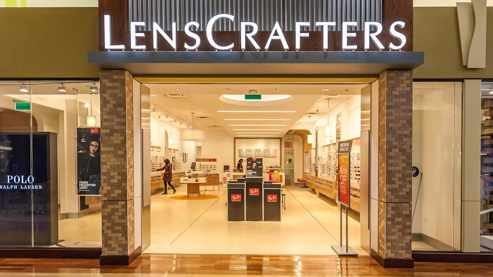 Lenscrafters store