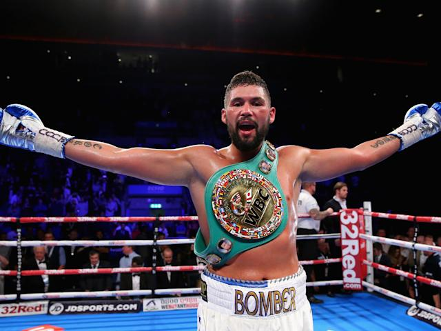 Bellew's last cruiserweight fight came in October: Getty