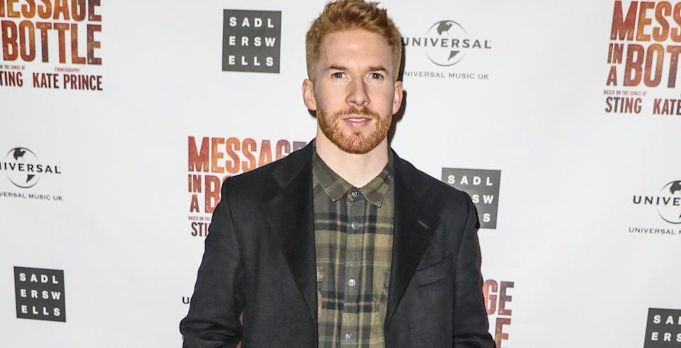 Neil Jones has denied he is gay. (Getty Images)
