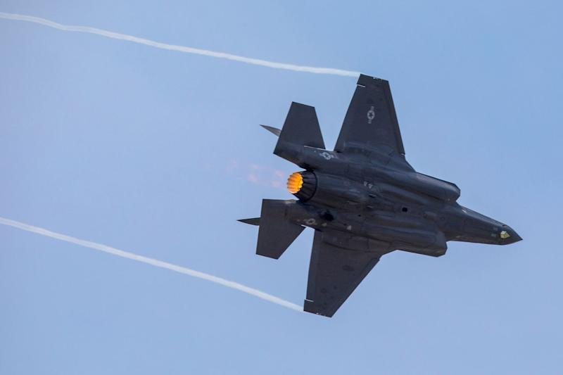 Photo credit: © Lockheed Martin Aeronautics/Angel DelCueto