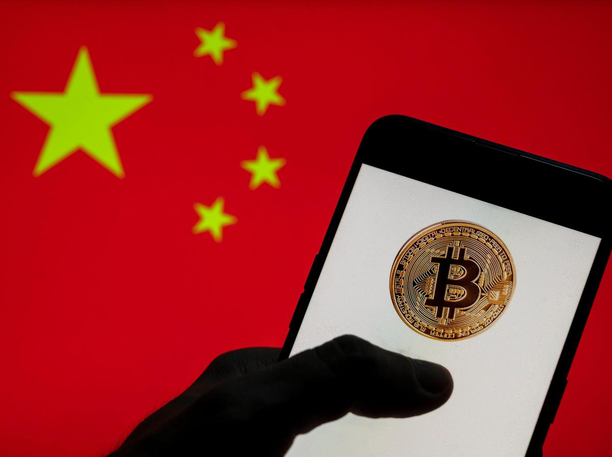 China banned all crypto transactions on Friday, but experts say the move was mostly priced in for bitcoin