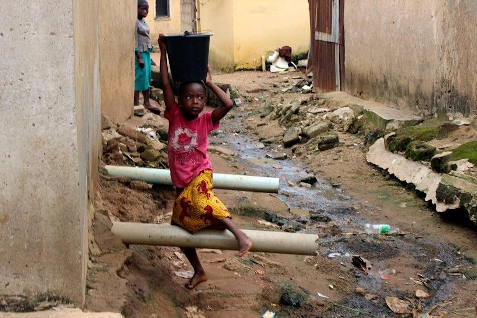Nigeria Cholera (Copyright 2021 The Associated Press. All rights reserved)
