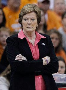 Pat Summitt has yet to say if she'll return for a 39th season as Tennessee's coach