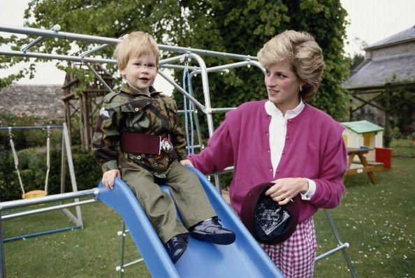 <p>Per tradition, the men in the royal family are expected to rise through the ranks of one of the military branches. Prince Charles chose the Navy, as did his father, while Prince William opted for the Air Force and Prince Harry joined the Army. </p>