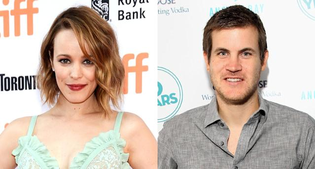 Rachel McAdams might be pregnant, and Jamie Linden might be the father. (Photo: Getty Images)