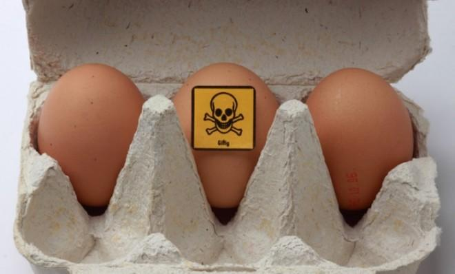 No, this doesn't mean you should go out and eat rotten eggs.
