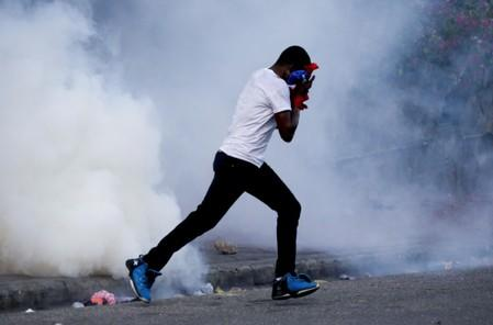 Journalist's killing fuels ire of Haiti protesters