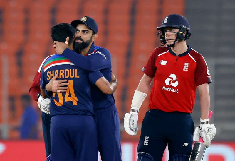 Fifth Twenty20 International - India v England