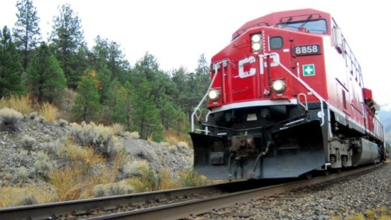'Very scary': B.C. man alive after being hit by train