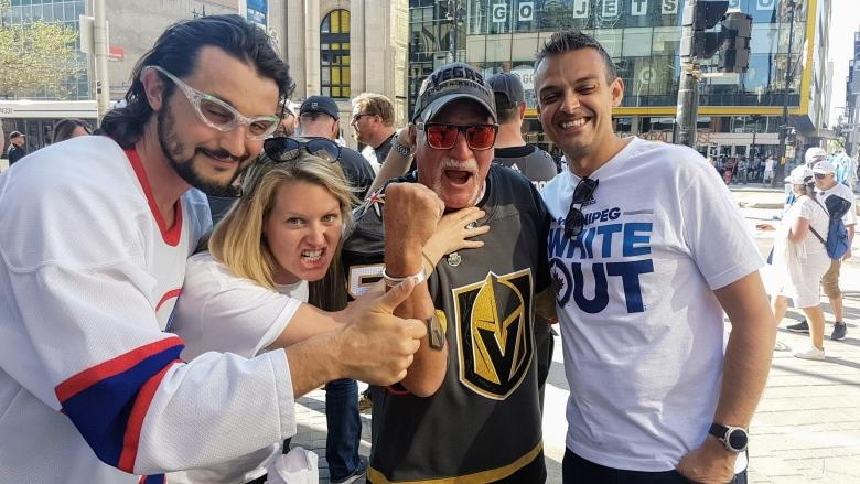 Winnipegger scores goal that ends Jets Stanley Cup playoff run