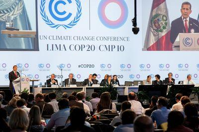 Lima Climate Action High Level Session, taken December 11, 2014. (Ministerio del Ambiente/Flickr)