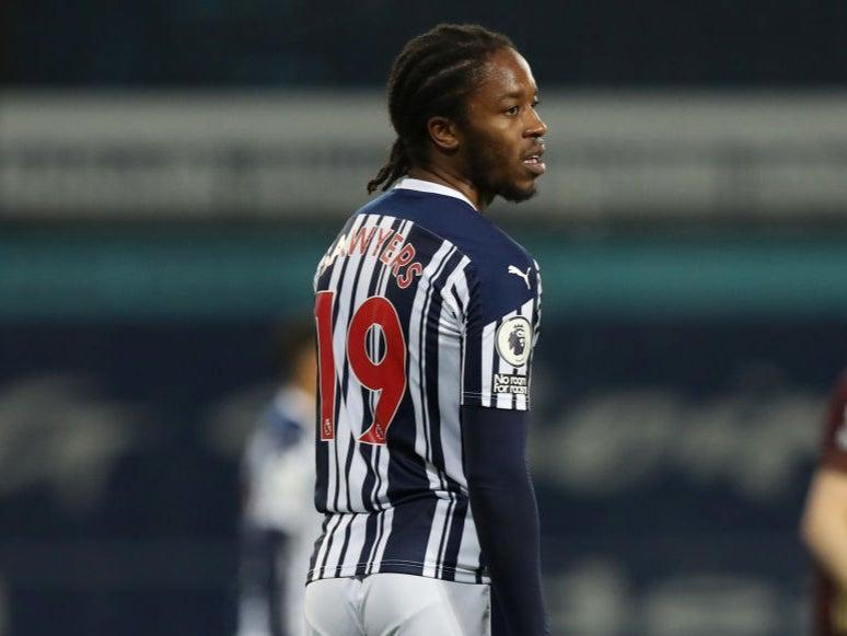 <p>West Brom midfielder Romaine Sawyers</p> (Getty Images)