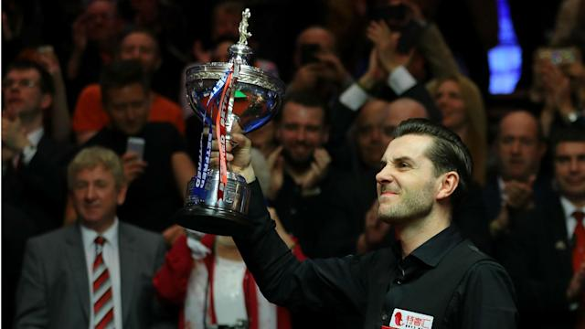 Having trailed 10-4 on the opening day of the World Snooker Championship, Mark Selby could not see a way back against John Higgins.