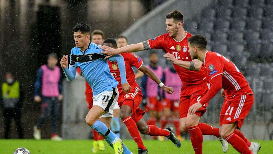Bayern München v SS Lazio - UEFA Champions League Round Of 16 Leg Two | Marco Rosi - SS Lazio/Getty Images
