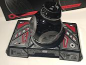 <p>This is BB-8 evil twin BB-9E. This is a fully remote control droid by Sphero. (Yahoo Movies UK/Disney) </p>