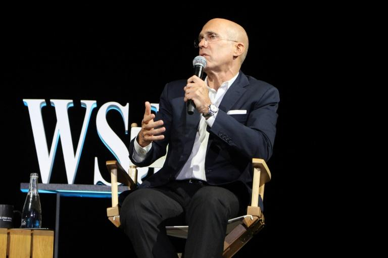 "Film producer Jeffrey Katzenberg called disgraced movie mogul Harvey Weinstein a ""monster"" who was not alone in sexually harassing actresses"