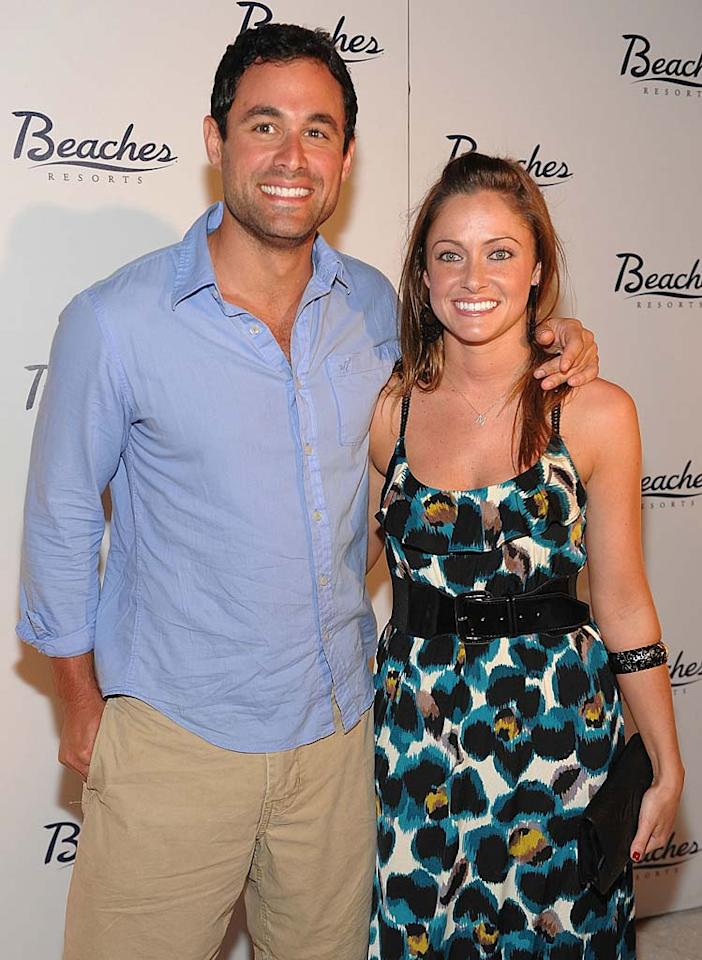 """Bachelor"" Jason Mesnick first shocked fans of the show when he decided -- on live TV, of course -- to break it off with winner Melissa Rycroft in favor of runner-up Molly Malaney. But the real surprise came on February 27 when the couple (gasp!) tied the knot. Do you think they'll escape the curse that has broken up most ""Bachelor"" couples? Dimitrios Kambouris/<a href=""http://www.wireimage.com"" target=""new"">WireImage.com</a> - May 15, 2009"