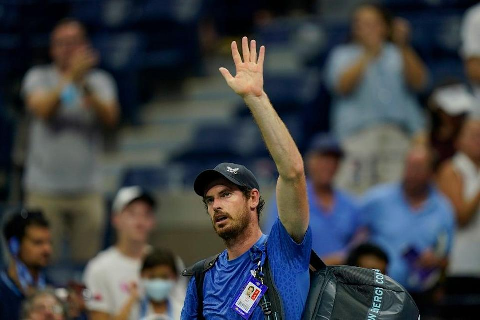 Andy Murray bowed out in five sets (Seth Wenig/AP) (AP)