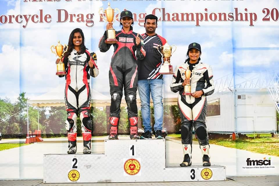 Indian National Motorcycle Drag Racing Championship 2020